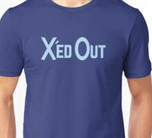 X'ed Out Unisex T-Shirt