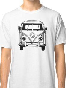Volkswagen VW Bus Van Classic T-Shirt