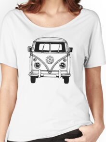 Volkswagen VW Bus Van Women's Relaxed Fit T-Shirt