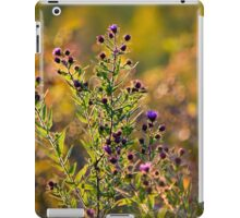 Fall Flowers iPad Case/Skin