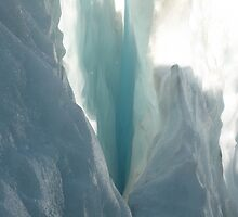 Blue Ice by Cheryl Parkes