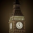 big ben by Terence J Sullivan