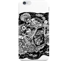 Mind Wandering at the Garage iPhone Case/Skin