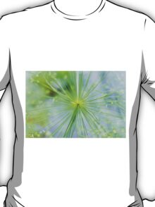 Radiating (Dwarf Papyrus)  T-Shirt