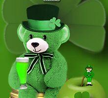 WISHING U ALL A BEARY HAPPY ST. PADDY'S DAY CHEERS❀◕‿◕❀ by ✿✿ Bonita ✿✿ ђєℓℓσ