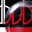 Redbubble logo by Ivy Izzard