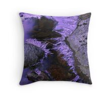 Cheyenne Canyon Throw Pillow
