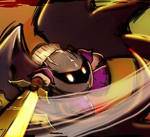 Metaknight! The Warrior from the Distant Stars! by Ariasrose