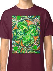 Electric Shamrock Classic T-Shirt