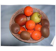 A Basket of Goodness Poster