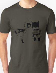Catwoman Kissing Batman T-Shirt