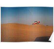 dune bashing Poster