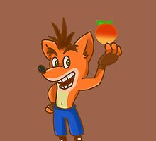 crash bandicoot! by Misurino