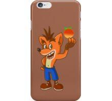 crash bandicoot! iPhone Case/Skin