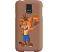 crash bandicoot! Samsung Galaxy Case/Skin