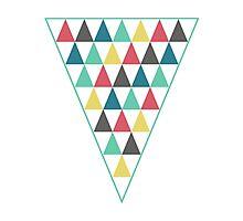 Pyramid Photographic Print