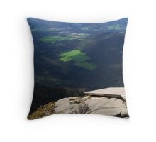 Anybody want to jump? Throw Pillow