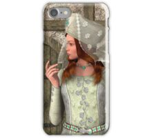 Medieval Lady iPhone Case/Skin