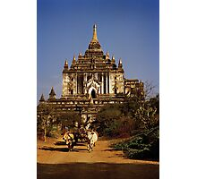 Remembering Bagan  #2 Photographic Print