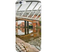Bridges of Castlefield, Manchester iPhone Case/Skin