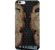 Chatting Toast iPhone Case/Skin