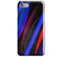 Midnight geometry one iPhone Case/Skin