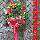 Christmas Wreath by Rosalie Scanlon