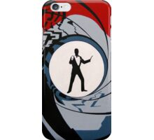 007- James Bond iPhone Case/Skin