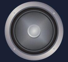 Audio speaker Kids Tee