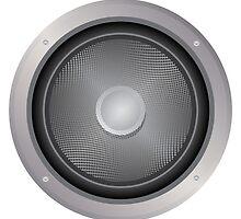 Audio speaker by AnnArtshock