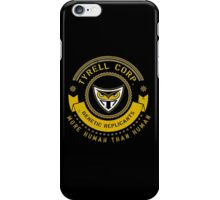 Tyrell Corporation Crest iPhone Case/Skin