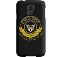 Tyrell Corporation Crest Samsung Galaxy Case/Skin
