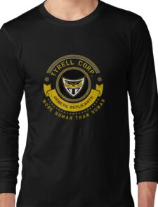 Tyrell Corporation Crest Long Sleeve T-Shirt