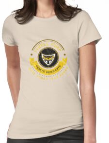 Tyrell Corporation Crest Womens Fitted T-Shirt