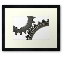 gears 8 Framed Print