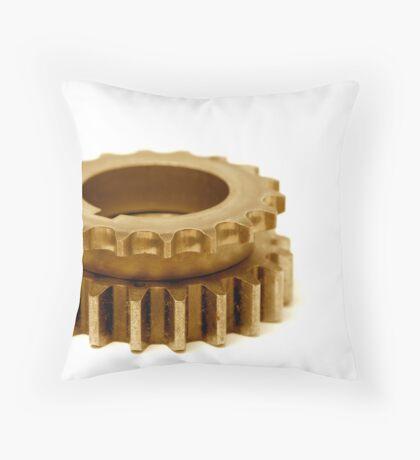 gears 6 Throw Pillow