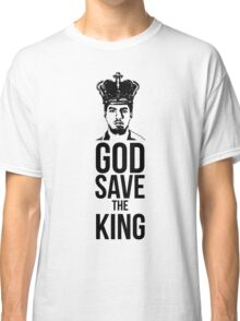 Luis Suarez - God Save The King Classic T-Shirt