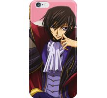 Code Geass Lelouch iPhone Case/Skin