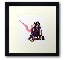 Code Geass Lelouch Framed Print