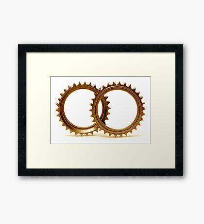 gears 2 Framed Print