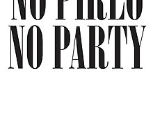 No Pirlo No Party by JuzaShannonNew