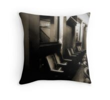 Emery Theater Throw Pillow