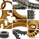 gears &amp; gears by luisfico