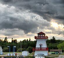 Lighthouse by Teresa Zieba