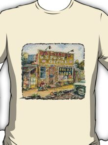 Old Small Store and Buick T-Shirt