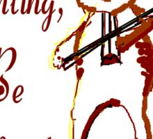 Love Songs Under the Balcony Sticker
