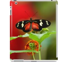 Butterfly Flower iPad Case/Skin