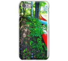 Canoe Convention iPhone Case/Skin