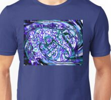 PIXEL NIGHTMARE VORTEX Unisex T-Shirt