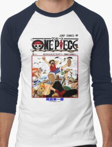One Piece Volume 1 Manga Cover T-Shirt